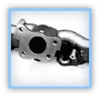 Exhaust Manifolds, Aluminium Pressure Die Casting Components