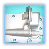 Lube Oil Filter Heads, Aluminium Pressure Die Casting..