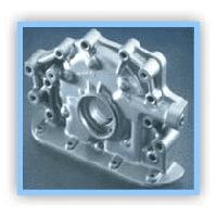 Oil Pump Assembly, Aluminium Pressure Die Casting Component