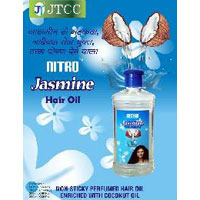 Jasmin Hair Oil