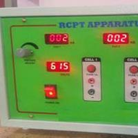 Rapid Chloride Permiablity Tester