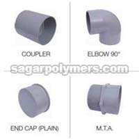 PVC Pressure Pipe Fittings & Adhesives
