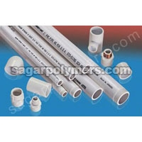 Upvc Plumbing Pipes & Fittings