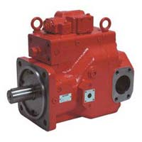 Open Loop Axial Piston Pump