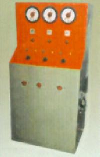 Internal Hidrostatic Pressure Testing Machine