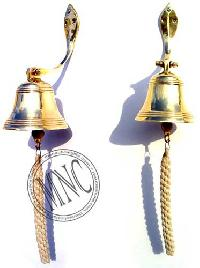 Nautical Marine Solid Brass Ship's Bell