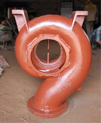 Centrifugal Pump Casing