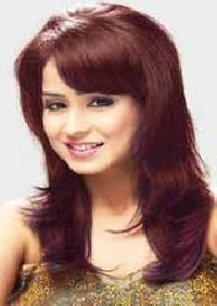 Chestnut Henna Hair Color