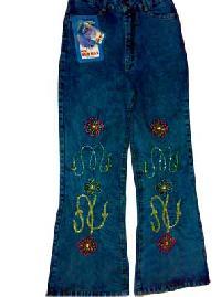 Girl's Jeans