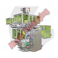 Multi Track Packaging Machine (ap-800l)