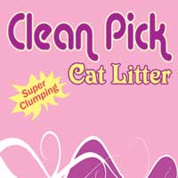Clumping Cat Litter (Clean Pick)