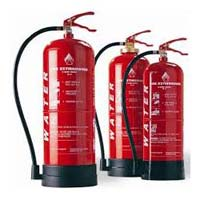Abc Type Fire Extinguisher