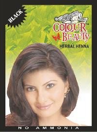 Herbal Black Henna (Colour Beauty)