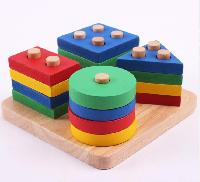 Wooden Educational Teaching Aids