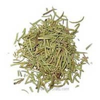 Rosemary dried leaves