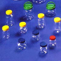 PET Plastic Jars