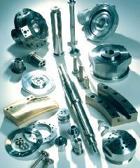 CNC Machine Spare Parts