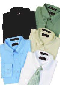 Poly Cotton Poplin Shirts - Manufacturer and Exporters,  West Bengal - Sarat Exports Pvt. Ltd.