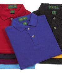Youth Pique Golf Shirts