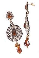 Stone Earring2