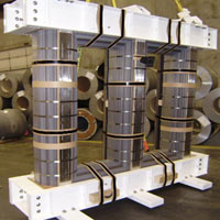 Transformer Built Up Core Assembly