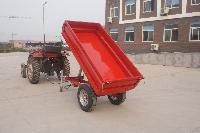 agricultural tractor trailer