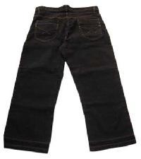 Girls Denim Jeans (sand Blast Washed)