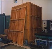Wooden Box for Machinery