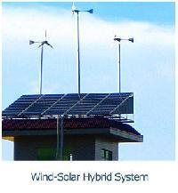 Wind-solar Hybrid System