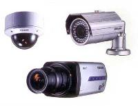 Security Cameras - Manufacturer, Exporters and Wholesale Suppliers,  Jharkhand - Triad Control Equipments Pvt. Ltd.