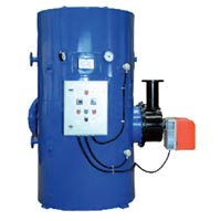 Oil & Gas Fired Water Heater
