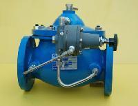Downstream Pressure Control Valves And Safety Relief Valve