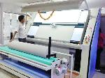 Fabric Double Face Inspection cum Rolling Machine