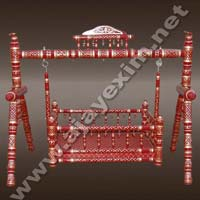 Baby swing manufacturers suppliers exporters in india for Baby palna decoration