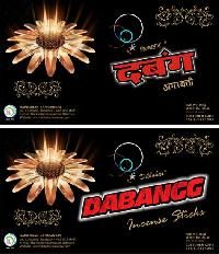 Dabang Incense Sticks