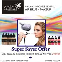 Air Brush Makeup Kit