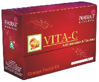 Orange Facial Kit - Manufacturer, Exporters and Wholesale Suppliers,  Rajasthan - Prakrati Aroma Care