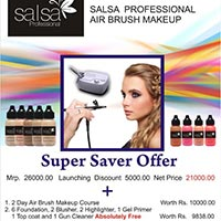 Salsa Professional Air Brush