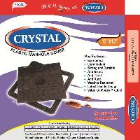 Plastic Manhole Covers (chamber) - CRYSTAL