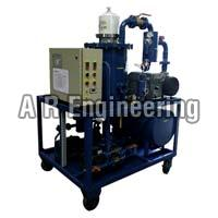 Industrial Oil Purification Plant
