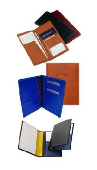 Leather Passport Covers