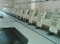 Multihead Embroidery Machine Part
