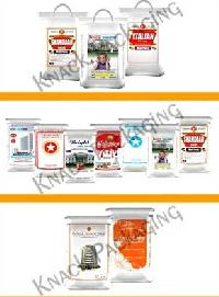 Cement Bags, Wall Finish Packaging Bags