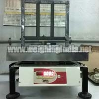 Platform Scale - Manufacturer, Exporters and Wholesale Suppliers,  Gujarat - Suraj