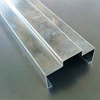 steel door frame jamb sections