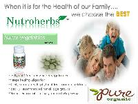 Organic Herbal Calcium Tablets