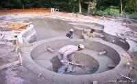 Indoor Swimming Pool Construction