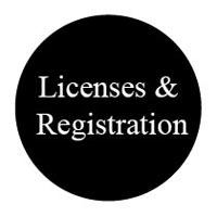 Licences Registration Services