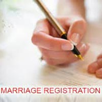Marriage Registration Services