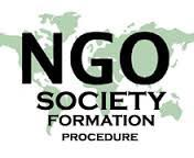 N. G. O. SOCIETY REGISTRATION